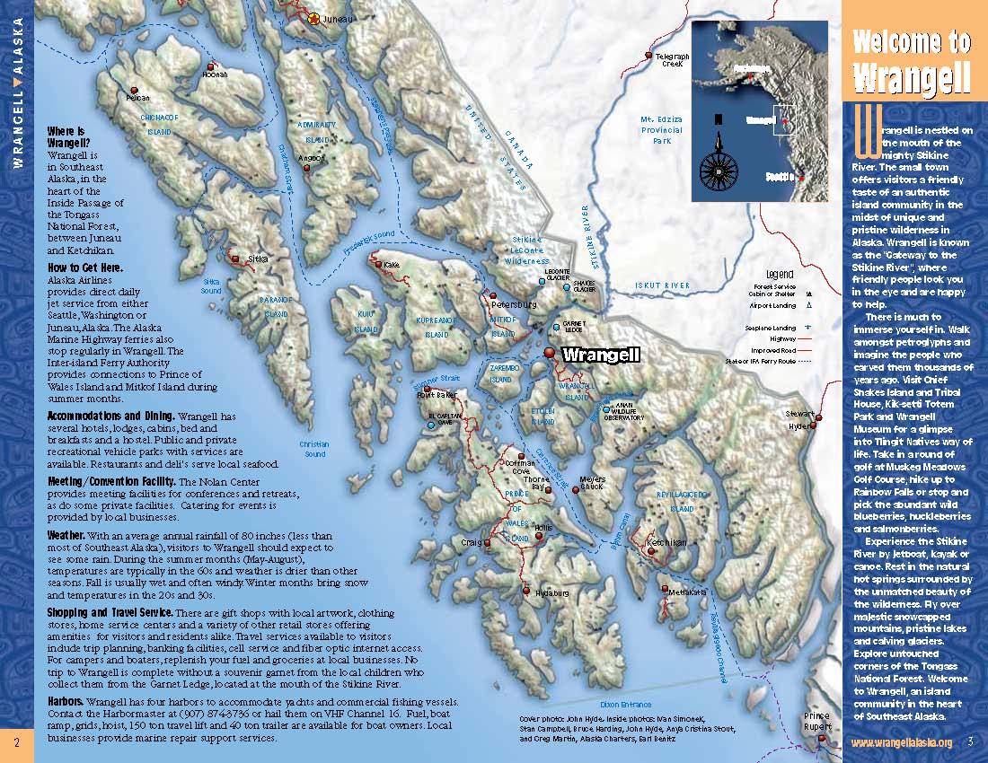 Transportation Wrangell Alaska