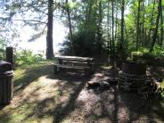 Shoemaker Bay Recreational Area, Tent Campground